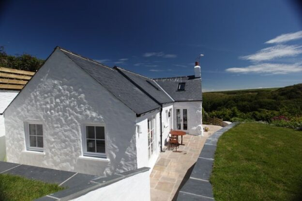 holiday cottage solva