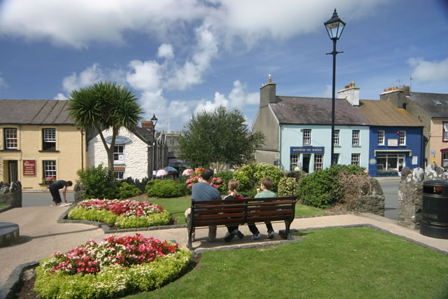 Places To Eat in St Davids