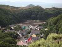 A different view of Solva