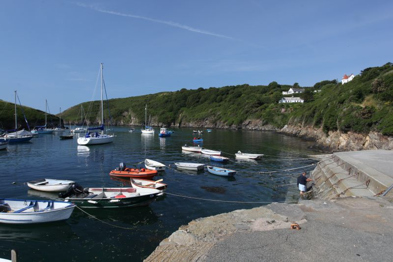 The Anchorage 4 Star Holiday Home In Solva St Brides